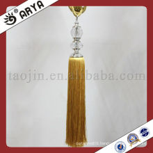 Newest Double color curtain decorative Tassel